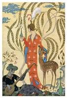 Persia Fine Art Print