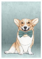 Corgi Dog Fine Art Print