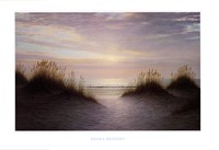 Twilight Dunes Fine Art Print