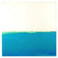 Turquoise Sea Fine Art Print