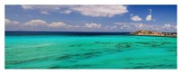 Caribbean Waters Fine Art Print