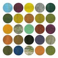 Rustic Rounds 4.0 Fine Art Print