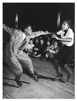The Savoy Ballroom Fine Art Print