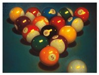 Eight Ball II Fine Art Print