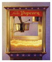 Fresh Popcorn Fine Art Print