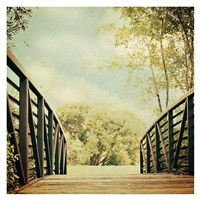 Bridge to Paradise Fine Art Print
