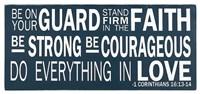 Guard Fine Art Print