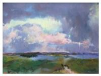 Converging Storms Fine Art Print