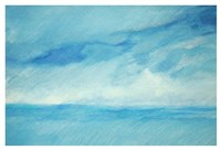 Sky and Sea 3 Fine Art Print