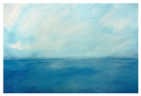 Sky and Sea 6 Fine Art Print