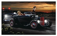 Joy Ride Fine Art Print
