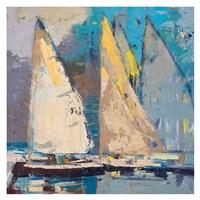 Breeze, Sail and Sky Fine Art Print