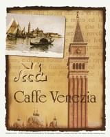 Caffe Venezia Fine Art Print