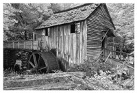 Cable Mill Cades Cove Fine Art Print