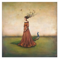 Empty Nest Invocation Fine Art Print