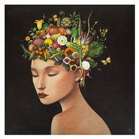Slow Food for Thought Fine Art Print