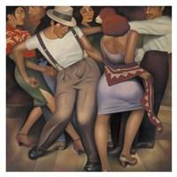 Latino Jazz Fine Art Print