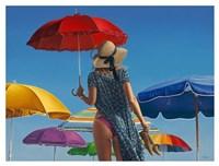 Canopies Fine Art Print