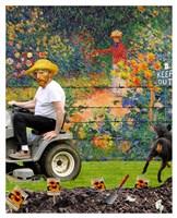 New Neighbor Fine Art Print