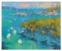 Cala Fornels II Fine Art Print