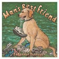 Man's Best Friend Fine Art Print
