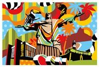 Brazil Fine Art Print