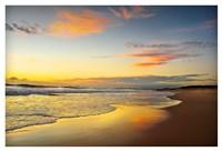 Beach Dawn Fine Art Print