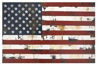 American Flag Fine Art Print