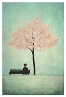 The Cherry Tree - Spring Fine Art Print