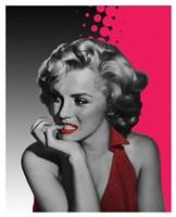 Marilyn Pink Fine Art Print