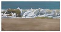 Shore Break 4 Fine Art Print