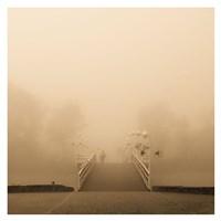 Lost in Fog Fine Art Print