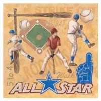 All Star Fine Art Print