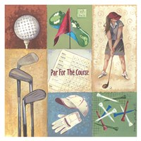 Par for the Course Fine Art Print