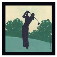 Play Golf I Fine Art Print