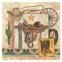 Western IV Fine Art Print