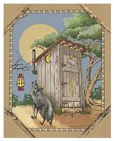 Wolf Howling Fine Art Print