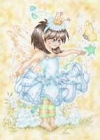 Fairie Princess Fine Art Print