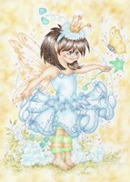 Fairie Princess Fine Art Print