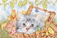 Lily Basket Fine Art Print
