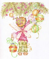 Tree Pixie Fine Art Print