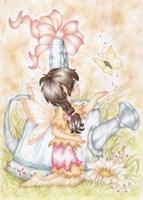 Water Can Fairie Fine Art Print