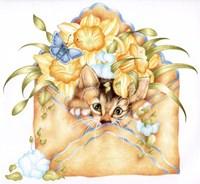 Kitty Post Fine Art Print