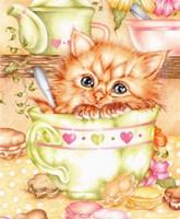 Teacup Fine Art Print