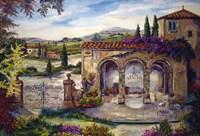 Mi Casa Di Campo Fine Art Print