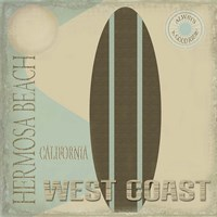 Hermosa Beach L Fine Art Print
