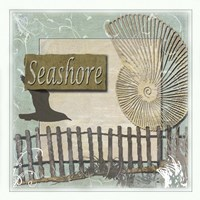 Seashore Fine Art Print