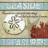 Seaside Treasures Fine Art Print