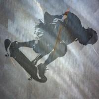 Skater II Fine Art Print