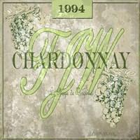 FJW Chardonnay Fine Art Print